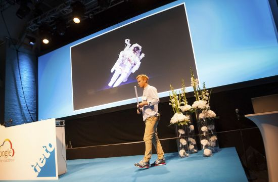 going google with tieto