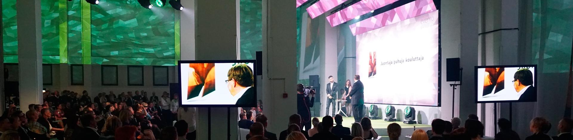 Event Awards palkintogaala