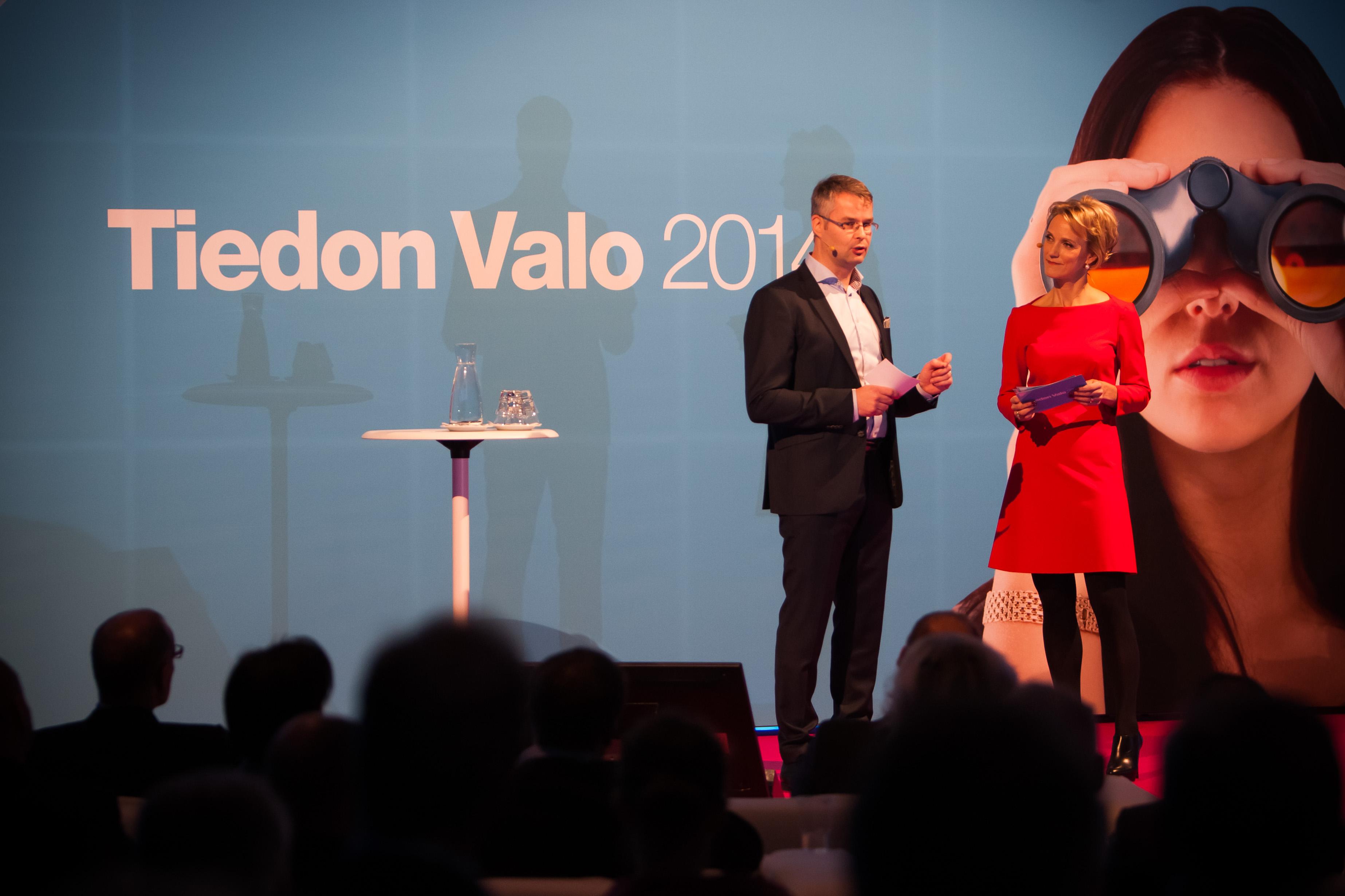 Ari Järvelä ja Maija Lehmusvirta